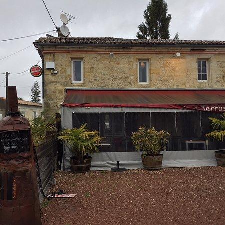 Saint Germain Du Puch Restaurant