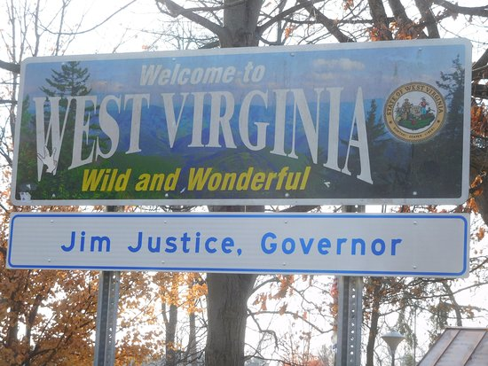 Falling Waters, WV: Welcome to West Virginia