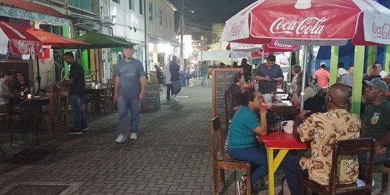 Hi-et: Main walking street