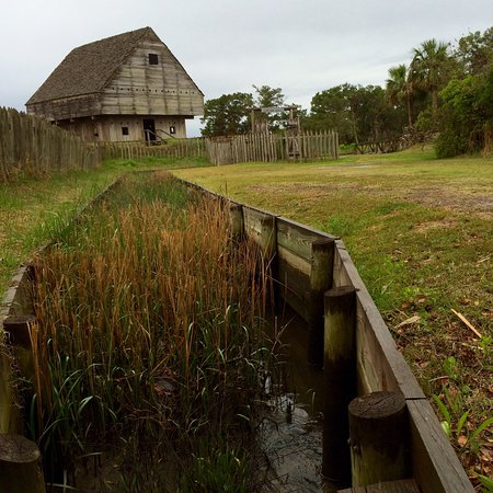 Fort King George Historic Site : photo7.jpg