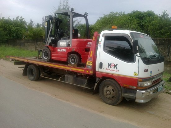 Maputo Province, Mozambique: 24h towing in mozambique