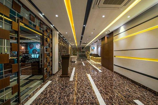 Interior - Picture of THE FERN Residency Kolkata, Kolkata (Calcutta) - Tripadvisor