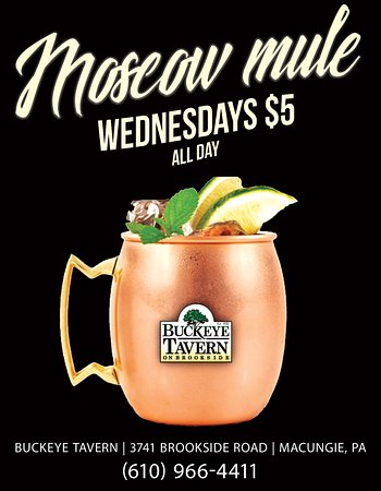 Macungie, Pensilvania: Mule Wednesday All Day!