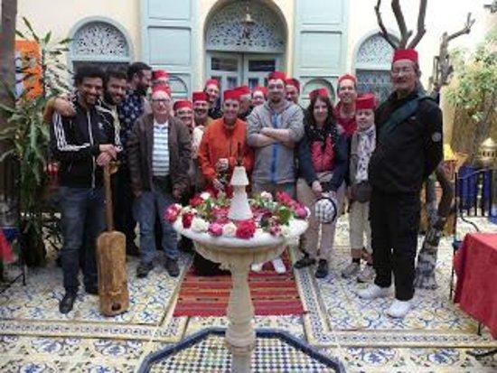 Riad Al Nour: le groupe des Gemeurs