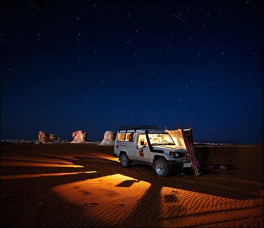 Travel Joy Egypt Tours: camping