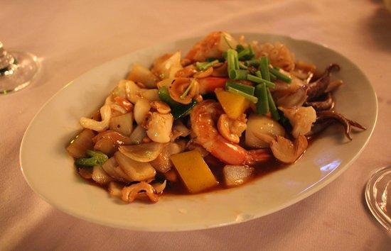 炒め カシューナッツ 中華の定番 鶏肉のカシューナッツ炒め