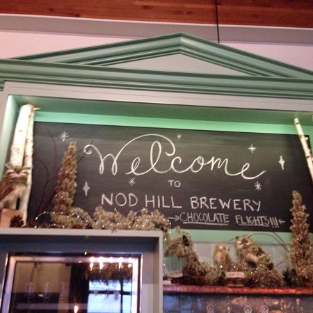 ‪Nod Hill Brewery‬