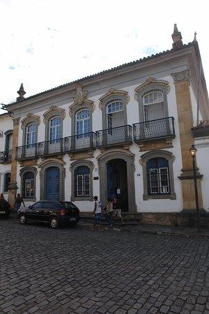 Cartoline da Mariana, Brasile