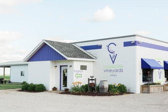 Creekside Vineyards Winery