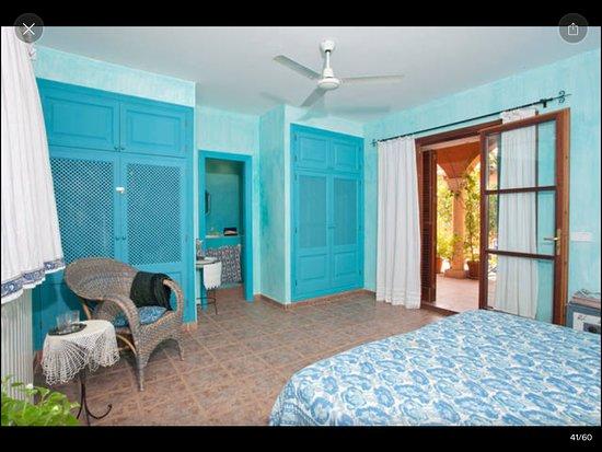 Casa M : Habitacion Azul