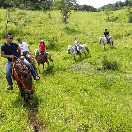 Sorocaba, SP: Passeio em contato com a natureza do local. Lindas paisagens.