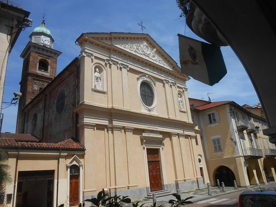 Cirie, Italy: Esterno chiesa
