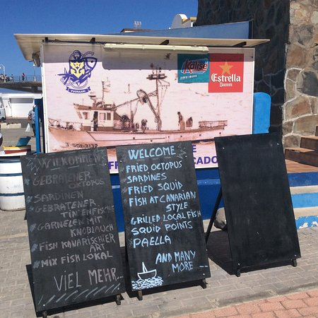 Cofradia de Pescadores de Puerto de las Nieves