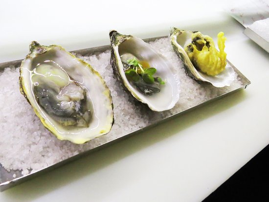 can't skip oysters