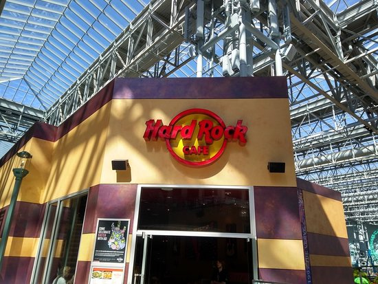 Hard Rock Cafe Mall of America: IMG_20180331_115801418_HDR_large.jpg