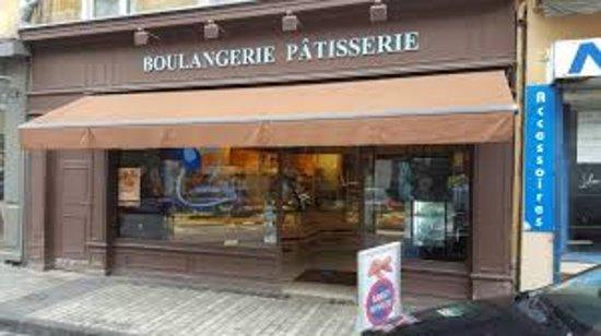Boulangerie Patisserie Guenard:  Excellente boulangerie pâtisserie à ne pas contourner