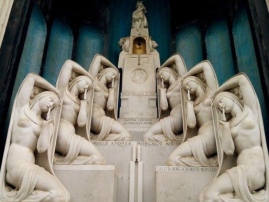 米兰纪念墓园