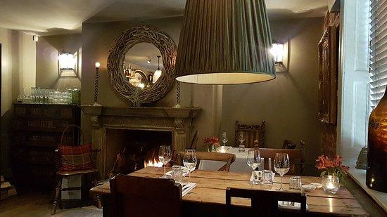 Tottenhill, UK: Bilton's Restaurant