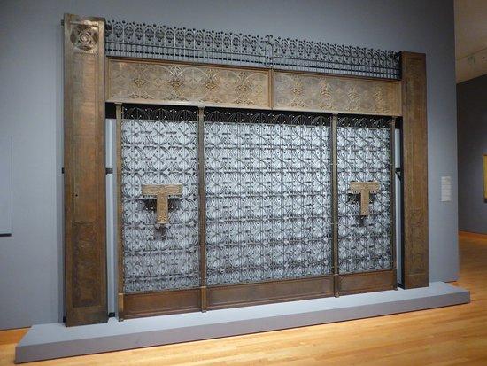 Seattle Art Museum Elevator Doors & Elevator Doors - Picture of Seattle Art Museum Seattle - TripAdvisor