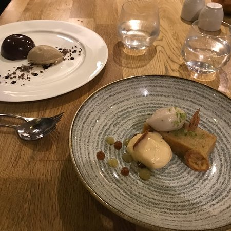 Miller of Mansfield: Fine dining & a fab experience