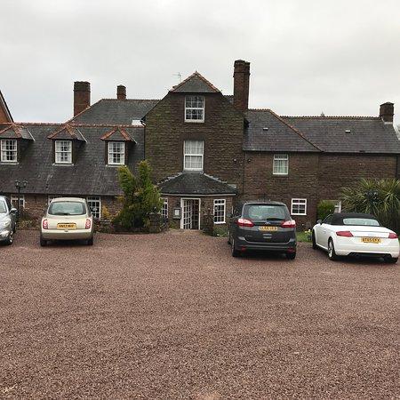 Much Birch, UK: The Pilgrim Hotel