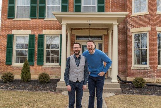 Aldrich Guest House: We have fun at Aldrich!