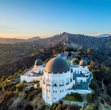 Torrance, Californie : Griffith Observatory