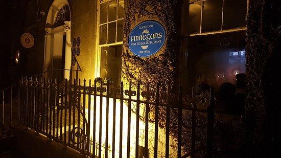 Finnegan's Wine Cellar Restaurant: 20180331_212315_large.jpg