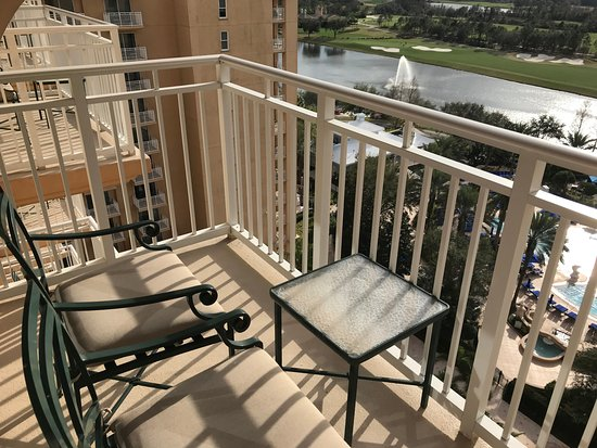 The Ritz-Carlton Orlando, Grande Lakes: Room View / Balcony