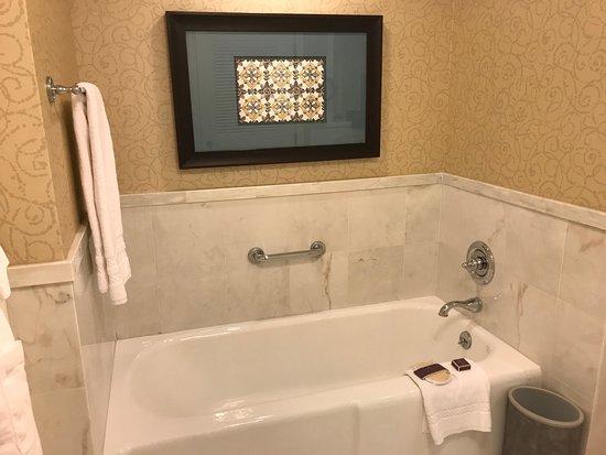 The Ritz-Carlton Orlando, Grande Lakes: Bathroom - Soaking Tub
