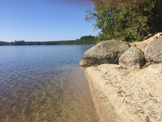 Unity, ME: Alamoosook Lake, Maine