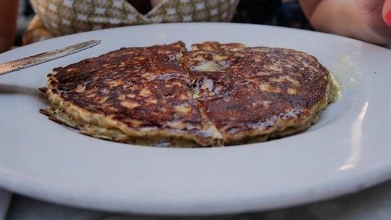 Gjelina: Pancake aux 9 grains