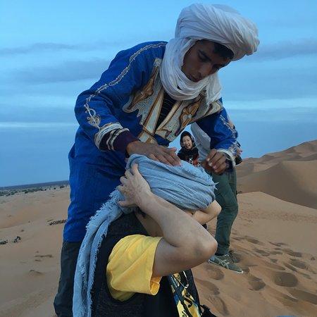 モロッコで素敵な思い出作り