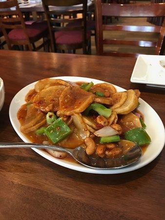 San Mateo, Kaliforniya: Shanghai potatoes