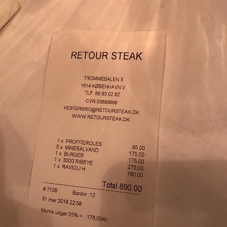 Foto de Retour Steak