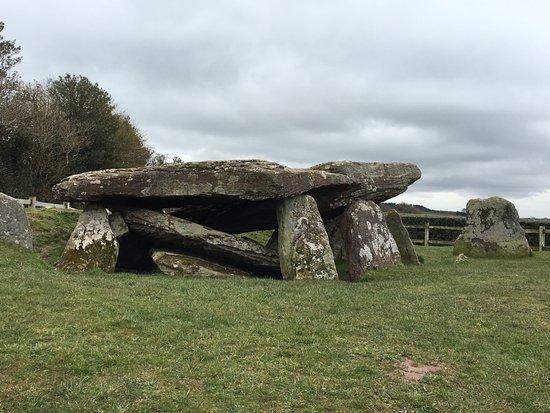Dorstone, UK: So peaceful and isolated