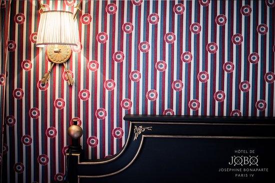 Hôtel de JoBo: Details