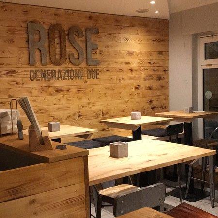 Rheda-Wiedenbruck, Germany: Pizzeria Rose