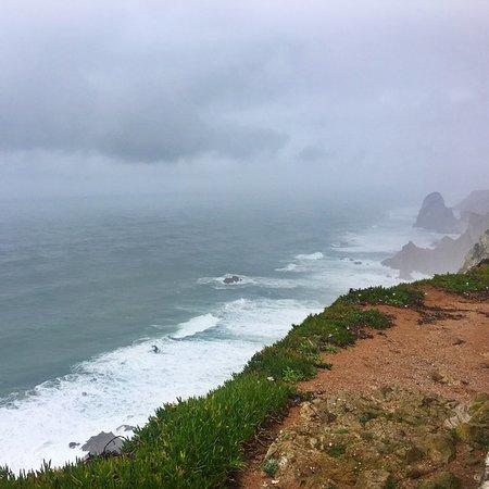 Shortcuts Tourism: Cabo da Roca beautiful on a misty day