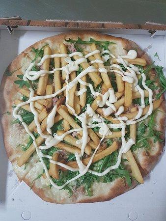 Aci Sant'Antonio, Italy: Pizzeria Euro