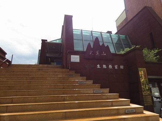 Huoyanshan Forest Ecological Museum