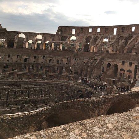 Una tarde genial en un histórico lugar, acompañada del amor de mi vida. Más no se podría pedir