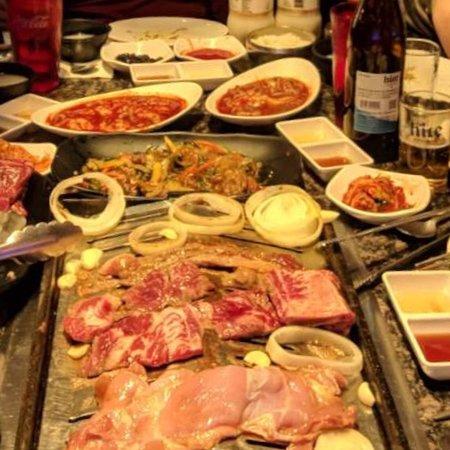 Best Korean Food Portland Oregon