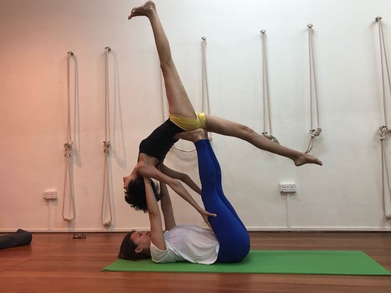 Academy of Yoga