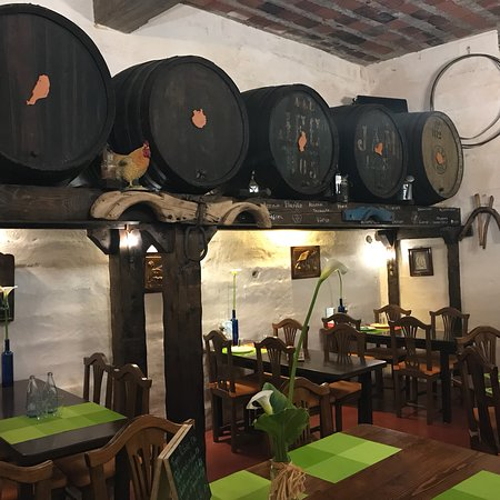 Bodegon Restaurante Matias
