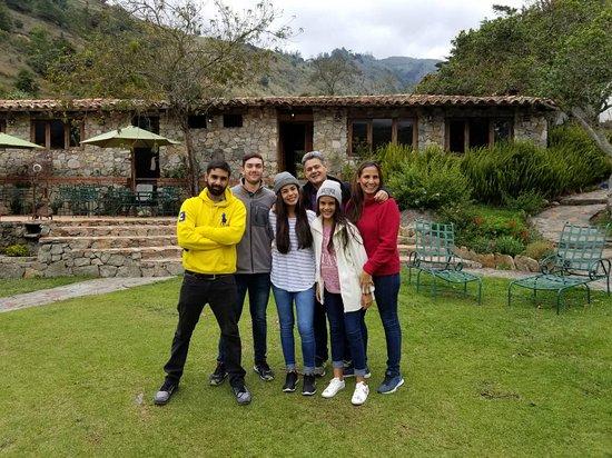 Andean Region, فنزويلا: Familia Rincón Ledezma y Alejandro Fabbro