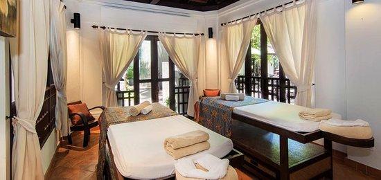 Siam Bayshore: Spa