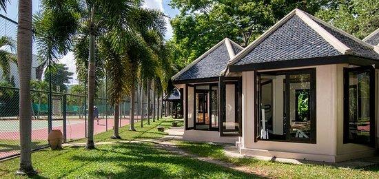 Siam Bayshore: Health club