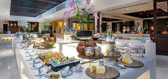 Siam Bayshore: Restaurant