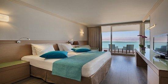 Crowne Plaza Dead Sea: Guest room